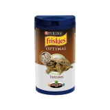 Comida para Tortuga Vegetariana Purina Friskies Optimal Barritas y Tabletas 130 gr