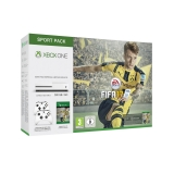 Xbox One 500GB con FIFA 17. Blanco