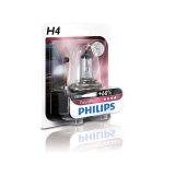 BLISTER LÁMPARA PHILIPS H4 VISION PLUS  60% + LUZ