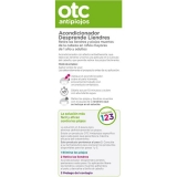 Antipiojos OTC Acondicionador Desprende Liendres 125ml