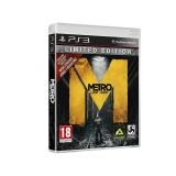 Metro Last Light Limited Edition para PS3