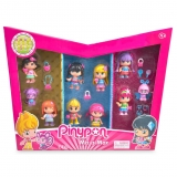 Pack 10 Figuras Pin & Pon 7 cm- Carrefour