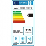 Combi No Frost Haier CFE633CWE