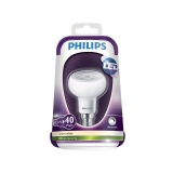 Bombilla LED Regulable Reflectora Philips 4,5W = 40W E14 Cálida R50 36D