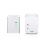 Kit PLC Dlink AV500 Wireless - Negro