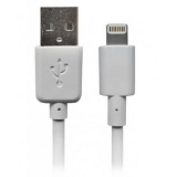Cable de Carga y Datos Ideus Lightning - Blanco