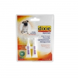 Pack Pipetas Insectífugas para Perro Dixie 2X1 Ml