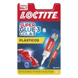Pegamento Superplastics 4ml/2gr