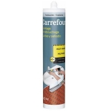 Silicona Multiusos Carrefour 290ml. Transparente