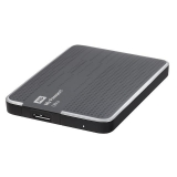 Disco Duro Externo Western Digital Passport Ultra 1TB - Titanium