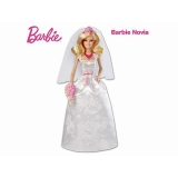 BARBIE NOVIA. Muñecas Fashion