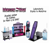 Monster High Laboratorio Diseña Tu Monstruo