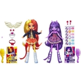 Hasbro - Equestria Girls Twiilight y Sunset