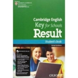 ENGLISH KEY FOR SCHOOL RESULT