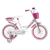 Bicicleta de Niña Fashion Girl 16