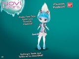 Bandai - Novi Stars Invasion Doll Anne Artic