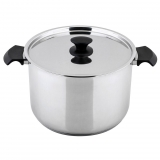 Olla de Acero Inoxidable CARREFOUR HOME 28cm - Inox