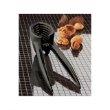 Cascanueces  FACKELMANN Food & More 18,5cm. - Negro