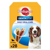 Pedigree Dentastick. Pack Mensual de 28 barritas
