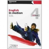 ENGLISH IN MOTION 4 WB SANTILL