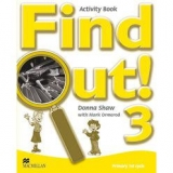 FIND OUT 3 ACT PK (SONGS CD+CD