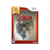 Zelda the Twilght Princess Selects para Wii