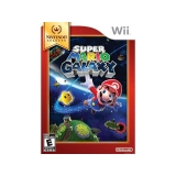 Super Mario Galaxy Selects para Wii
