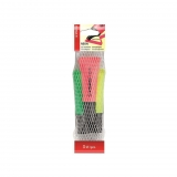 Pack de 3 Fluorescentes de Colores Stabilo