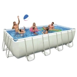 Piscina Rectangular 549x274x132 cm Ultra Frame - Intex