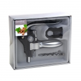 Set de Vino de Acero inoxidable  CARREFOUR HOME Specifique 18cm.-Inox