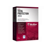 Antivirus McAfee Total Protection 2014 1 Licencia
