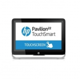 All in One HP Pavilion 22-H020ES con A4, 4GB, 500GB, 21,5