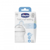 Biberón Chicco NaturalFeeling Flujo Normal 150 ml 0m+