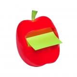 Dispensador Manzana Z-Notes y Bloc 76x76 Post-it