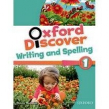 OXF DISCOVER 1 WRITING  SPELLI