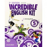 INCRED ENG KIT 5 AB 3ED OXFORD