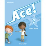 ACE 2 CB  SONGS CD PK (EXAM ED