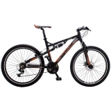 "Mountain Bike de Aluminio Orus 100DS 26"" 21V T18"