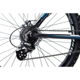 "Mountain Bike de Aluminio Orus 200 26"" 24V T 18"