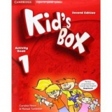 KID´S BOX 1 FOR SPANISH SPEAKE