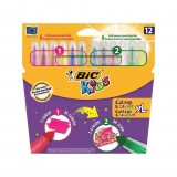 Rotulador Bic Kids Colour & Create