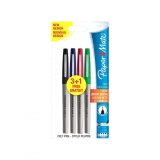 Pack de 4 Rotuladores Nylon Ultra Flair Paper Mate