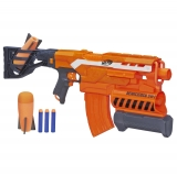 Hasbro - Nerf Elite demolisher 2 En 1