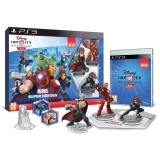 Starter Pack Marvel Disney Infinity 2 para PS3