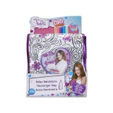 Color Me Mine Bolso Bandolera Diamond Violetta