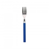 Tenedor de Acero Inoxidable RENBERG Happie Blue 1pz - Azul