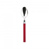 Cucharilla de Acero Inoxidable RENBERG Happie Red 1pz - Rojo