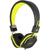 Auriculares NGS GUMDROP - Amarillo