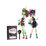 MONSTER HIGH ZOMBI-BAILE ROCHELLE. Muñecas Fashion