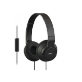 Auriculares JVC HASR185BE - Negro